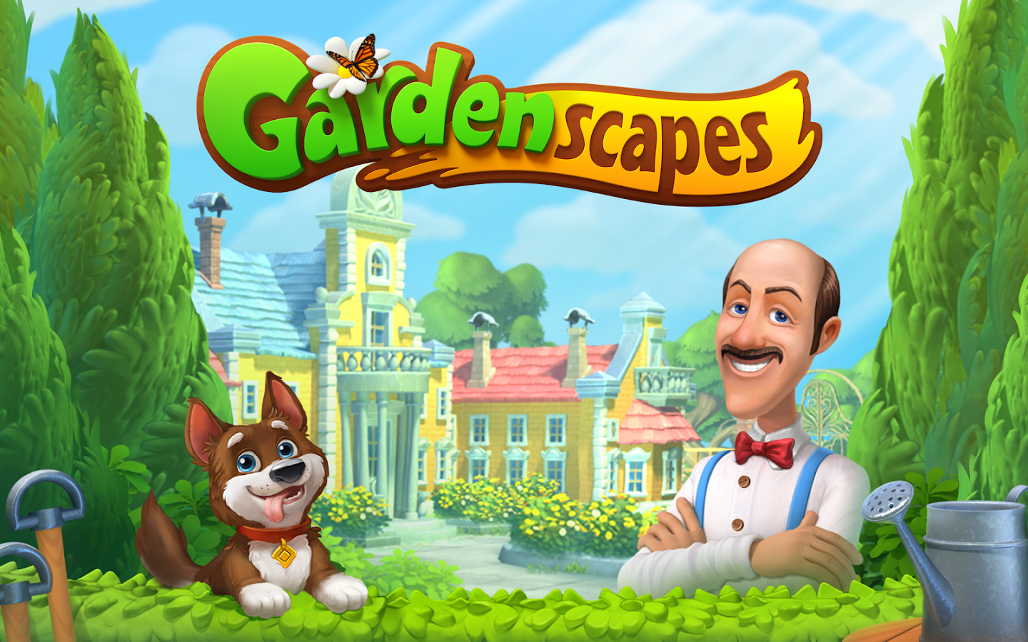 Gardenscapes - New Acres Screenshot 14