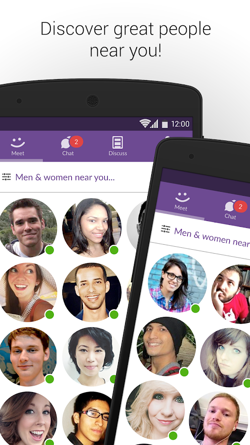 MeetMe: Chat & Meet New People Screenshot 0