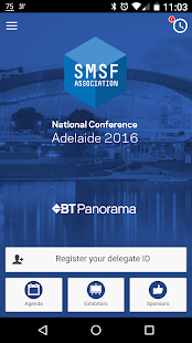 SMSF Assoc Conference 2016 - screenshot