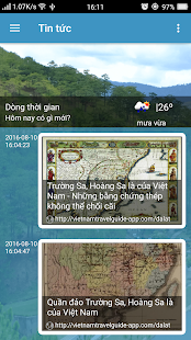 inNgheAn Nghe An Travel Guide - screenshot