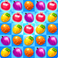 Bomb Fruit  Free Match 3 Game on PC / Windows 7.8.10 & MAC