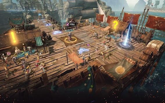 Lineage 2: Revolution apk screenshot