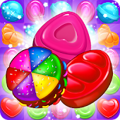 Game Cookie Crush Match 3 1.8 APK for iPhone
