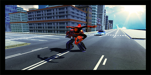 Free Spider Hero vs Superhero Robots APK for Windows 8