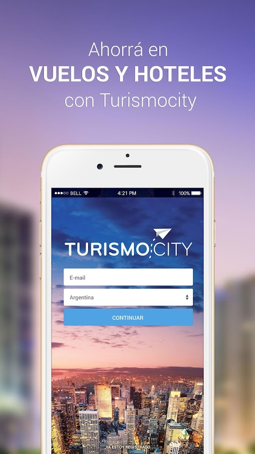 Turismocity Vuelos Baratos Screenshot 11