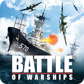 Battle of Warships: Naval Blitz icon