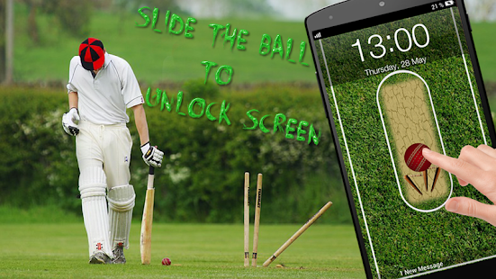 Cricket Slider Lock - screenshot