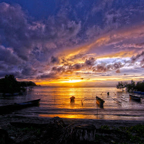 by Roly Raseda - Landscapes Sunsets & Sunrises (  )