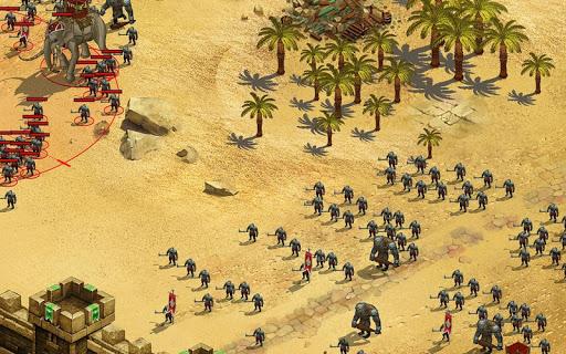 Throne Rush screenshot 22
