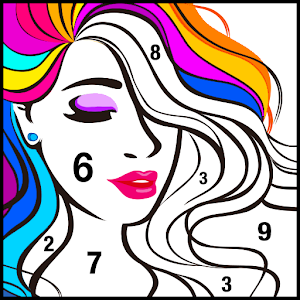 No.Paint - Relaxing Coloring games For PC (Windows & MAC)