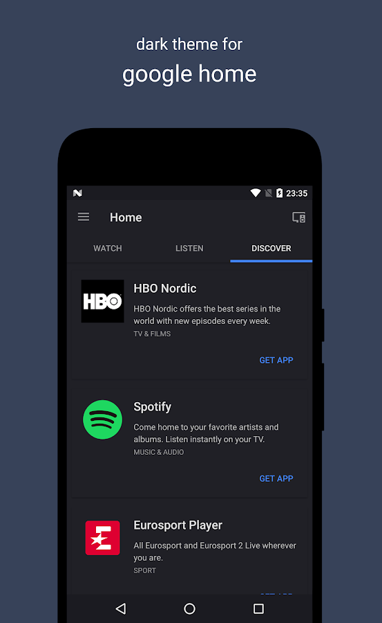 A Swift Dark Substratum Theme Screenshot 12