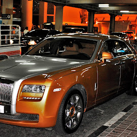 Rolls Royce! by Anoop Namboothiri - Transportation Automobiles