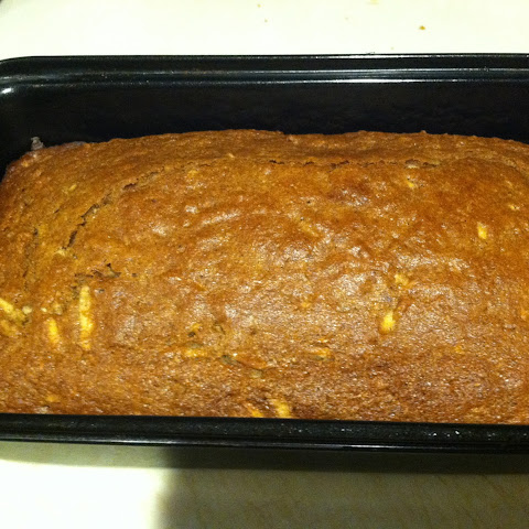 Whole Wheat Apple Honey Cake for Rosh Hashanah