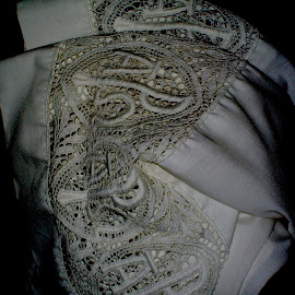 Lace Surplice SS Philip & James Catholic Church by Mark Zukaitis - Artistic Objects Clothing & Accessories