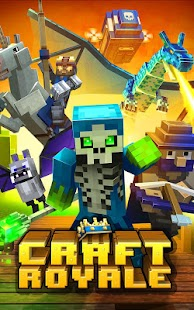 Craft Royale - Clash of Pixels- screenshot thumbnail
