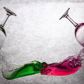 Splash 5 by Dimas N - Abstract Water Drops & Splashes