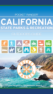 CA State Parks Guide - screenshot