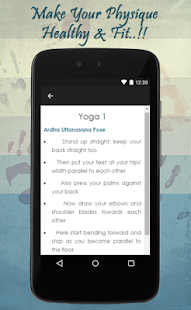 Yoga Tips For Body Toning - screenshot