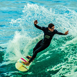 Splash by Mark Holden - Sports & Fitness Surfing