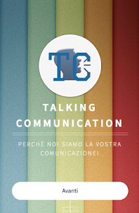 Talking Communication - screenshot