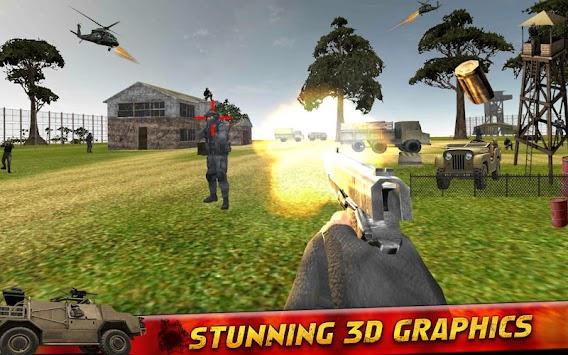 Hostage Rescue : Commando Ops APK 1