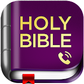 9.  King James Bible: Bible Verses and Bible Caller ID
