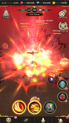 Infinity Alive Android Apk