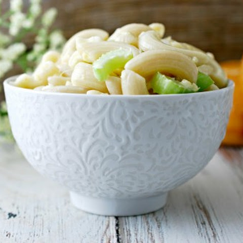 Fresh Macaroni Salad