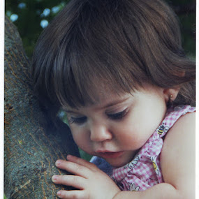 my Sarah! by Tess Girdner - Babies & Children Children Candids ( babys, trees, kids )
