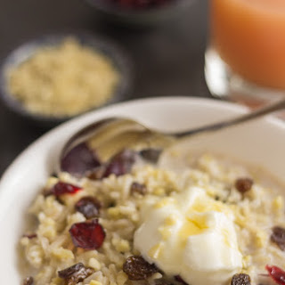 Breakfast Rice Pudding Healthy Recipes