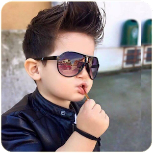 Download Android App Baby Boy Hair Style For Men For Samsung - Baby boy hairstyle images