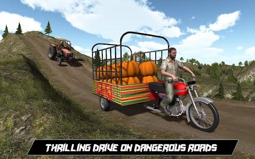 Tuk Tuk Rickshaw Food Truck 3D APK for Bluestacks