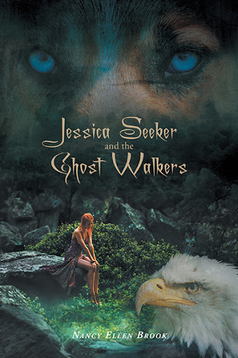 Jessica Seeker and the Ghost Walkers cover