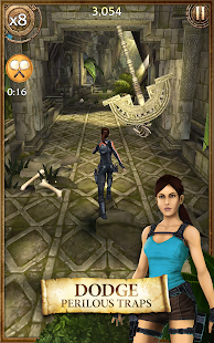 Lara Croft: Relic Run Screenshot