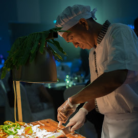 Chef by Victor Roman - People Professional People