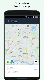 Download Android App HERE WeGo - City Navigation for Samsung