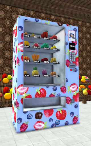 Healthy Fruit Vending Machine For PC