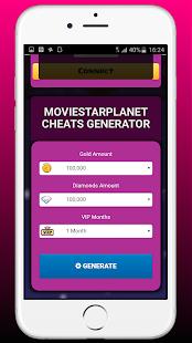 App VIP PRO & Coin For Moviestarplanet - Game PRANK APK for Windows Phone