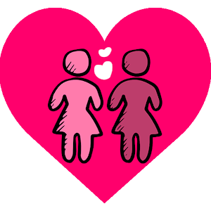 Lesbian Teen Chat: Girls Dating App, Only Women For PC