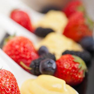 Orange Pastry Cream Recipes