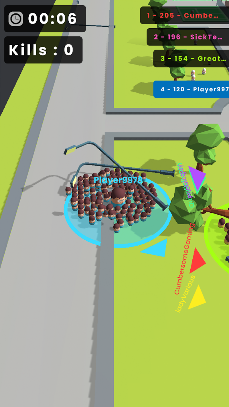Popular Wars Screenshot 3