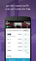 Screenshot of ixigo flights hotels packages