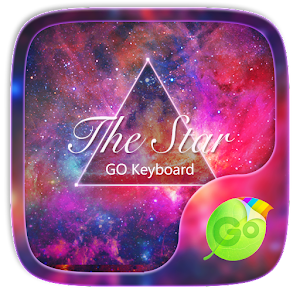 The Star GO Keyboard Theme
