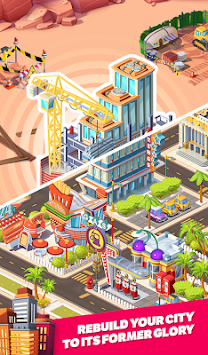 Reel Valley: Slots In The City APK screenshot thumbnail 2