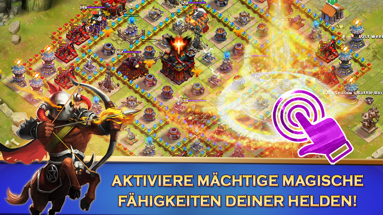 Clash of Lords 2: Ehrenkampf Screenshot 1