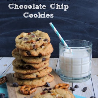 Bacon & Pretzel Chocolate Chip Cookies