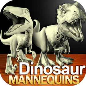 Dinosaur Mannequins For PC / Windows 7/8/10 / Mac – Free Download