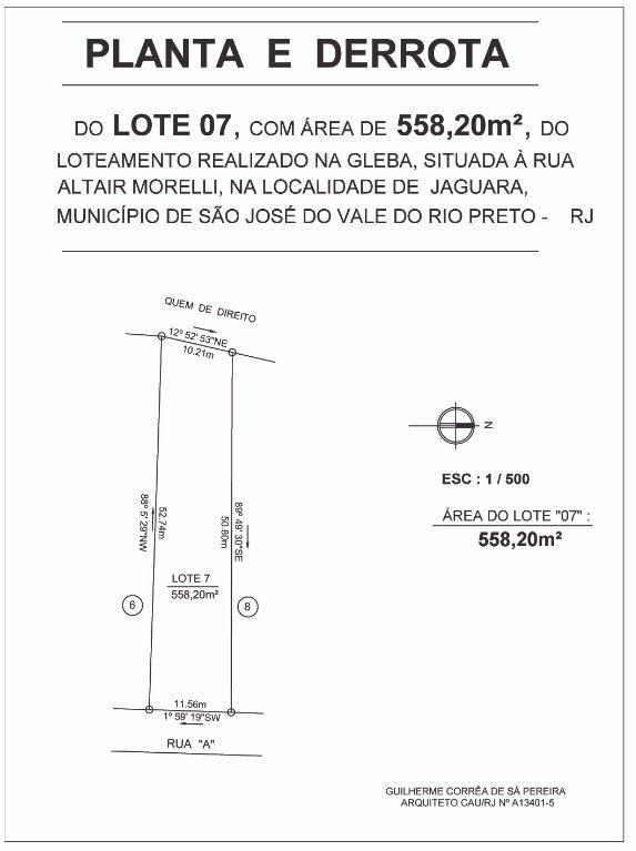 Terreno Residencial à venda em Jaguara, São José do Vale do Rio Preto - Foto 2