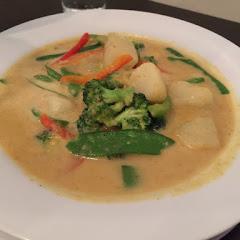 GF yellow curry