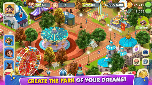 Wonder Park Magic Rides For PC